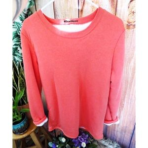 Sweaters - NWOT Cozy sherpa lined sweater ☕️